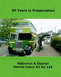 50 Years in Preservation - Aldershot & District Dennis Lance K3 No 145
